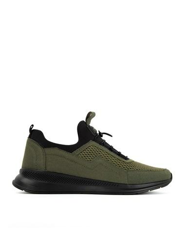Slazenger Slazenger TELE Koşu & Yürüyüş Erkek Ayakkabı K. Haki